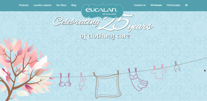 Visit Eucalan.com to see our new & improved website!