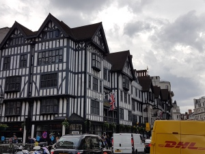 Half-timbered Buildings