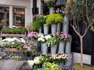Liberty Floral Entrance