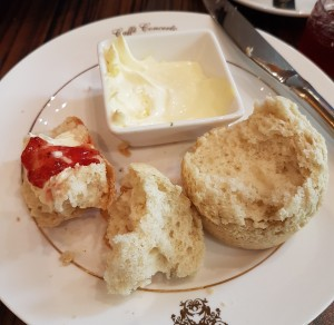 Scone & Clotted Cream
