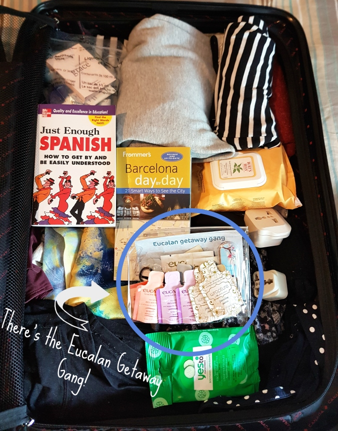 Traveling with Kids & Eucalan Getaway Gang | knittedbliss.com