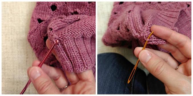 How to Recycle Yarn | Eucalan.com