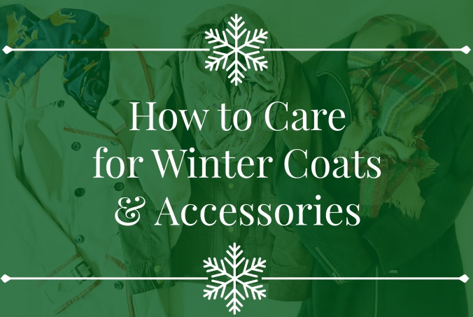 How to Care for Winter Coats and Accessories | Eucalan.com