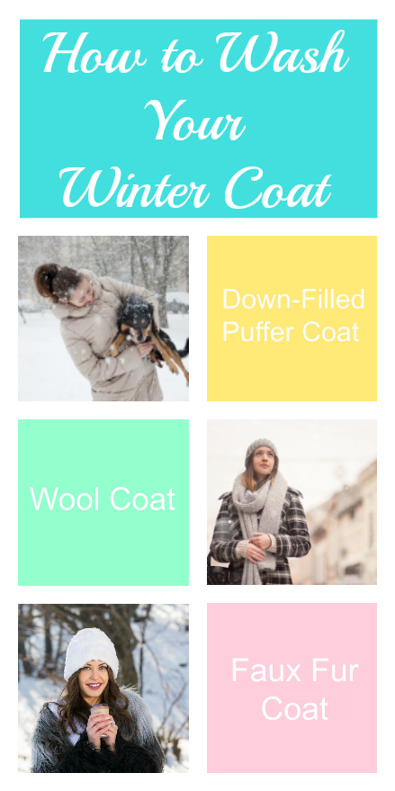 How to Wash a Winter Coat | Eucalan.com