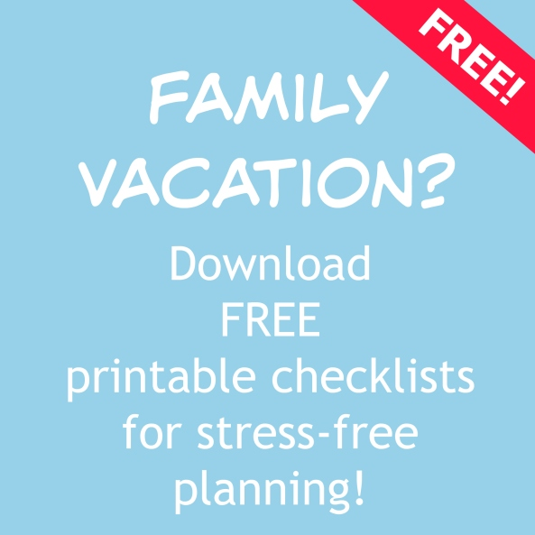 Family Vacation Planning? The Secret To Stress-Free Travel