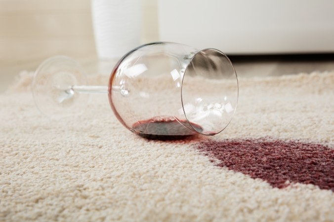 How to Remove Common Party Stains | Eucalan.com