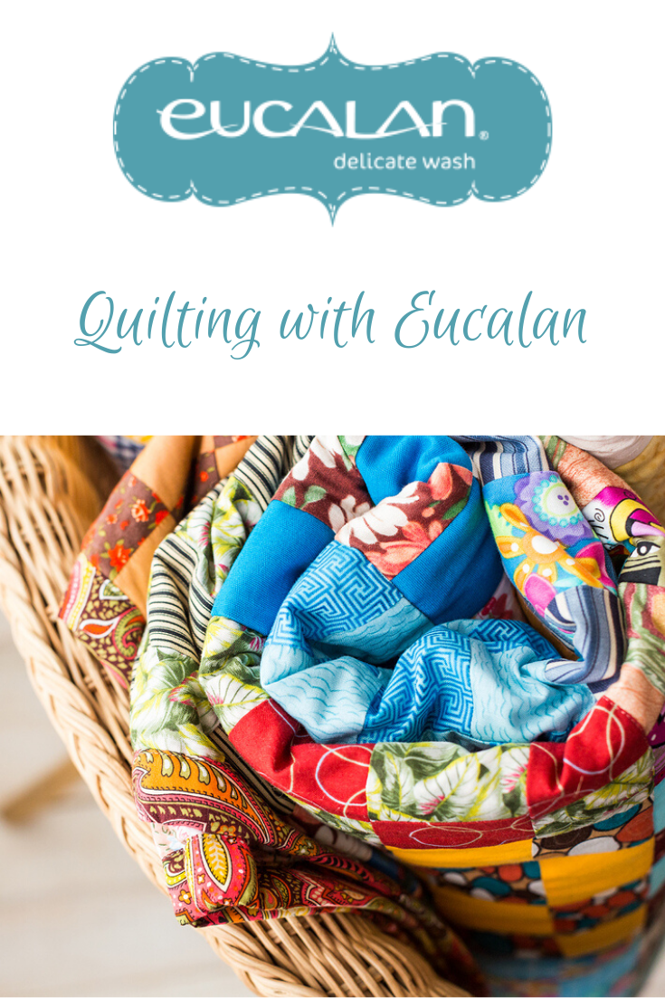 Quilting With Eucalan(1)