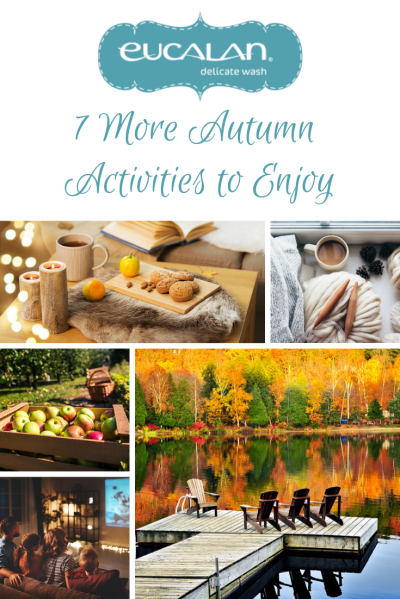 7 more Autumn Activities