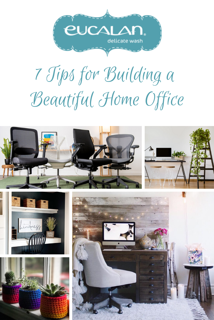 7 Tips to a Beautiful Office